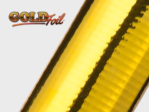 Feuille Réfléchissante - Gold Reflective Foil